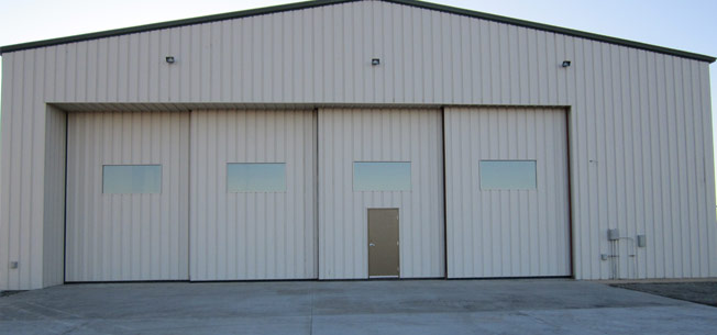 Airport Hangar Door Dosteen Doors Amp Eng Services Llc