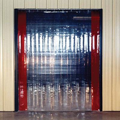 Pvc Strip Curtains Amp Pvc Swing Doors Dosteen Doors Amp Eng